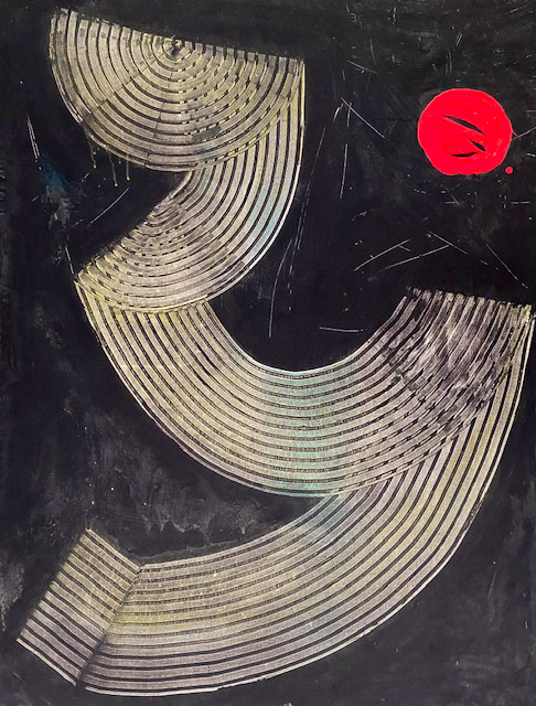 abstrakt_roter_planet