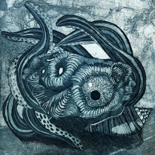 octopus_2_radierung_blau_grau