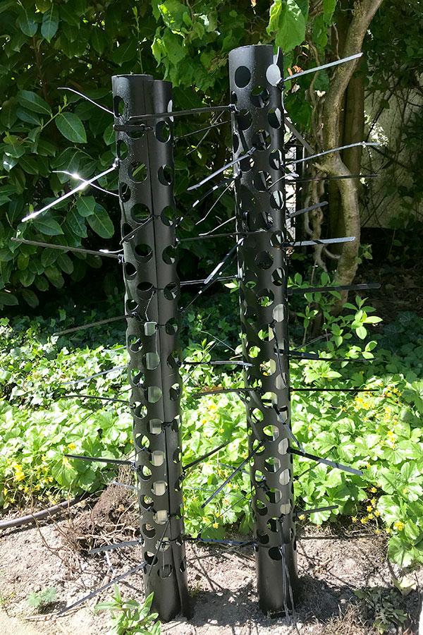 baumschutz_als_schwarzer_kaktus_installation